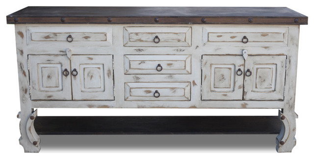 Bathroom Vanities Farmhouse white farmhouse rustic vanity - farmhouse - bathroom vanities and