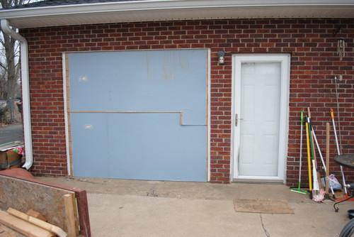 Garage Door Conversion need help on a garage conversion!