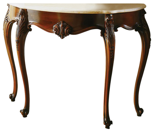 David Michael David Michael Formal Furniture Console Table Console Tables Houzz