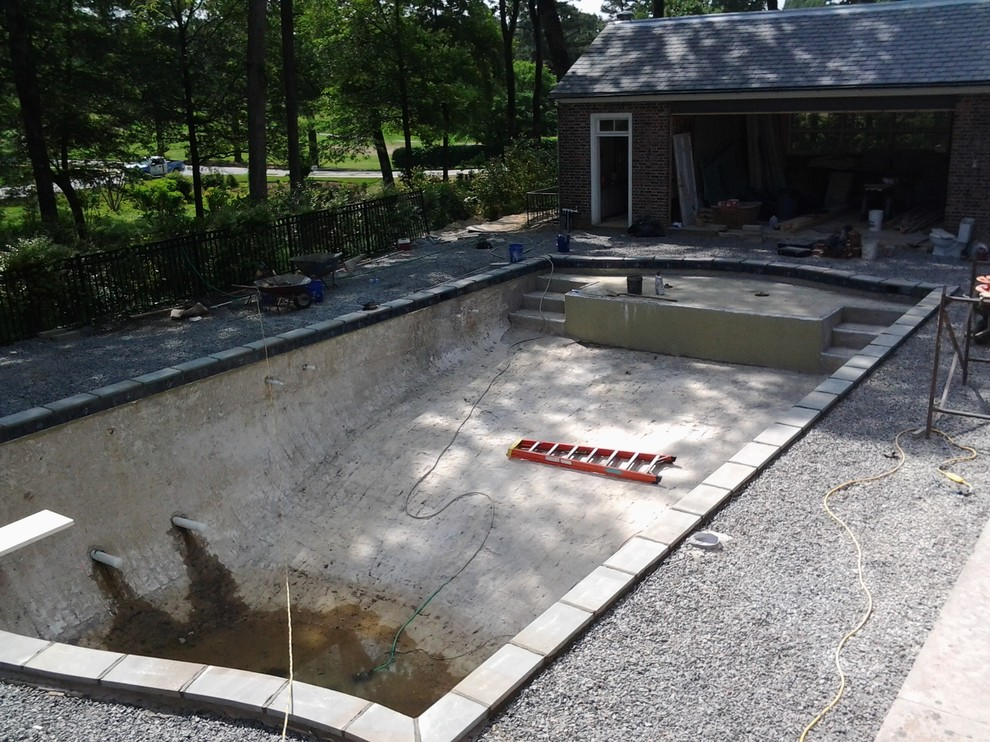 RENOVATION POOL COPING Pool and Deck renovation