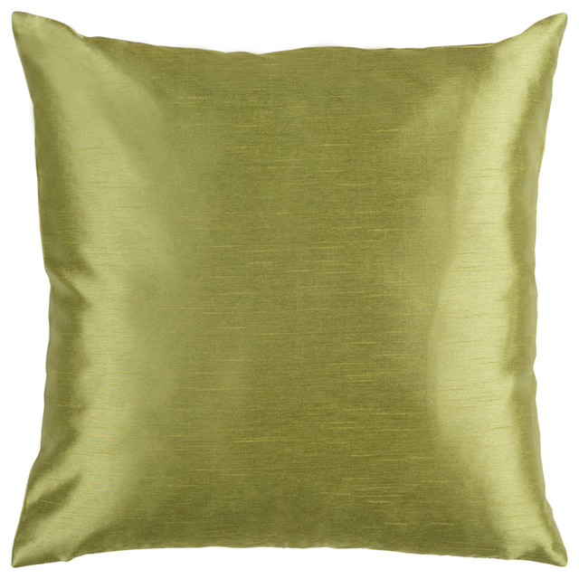 Solid Luxe Pillow 400x400x40 Contemporary Decorative Pillows By Impressive Dark Green Decorative Pillows