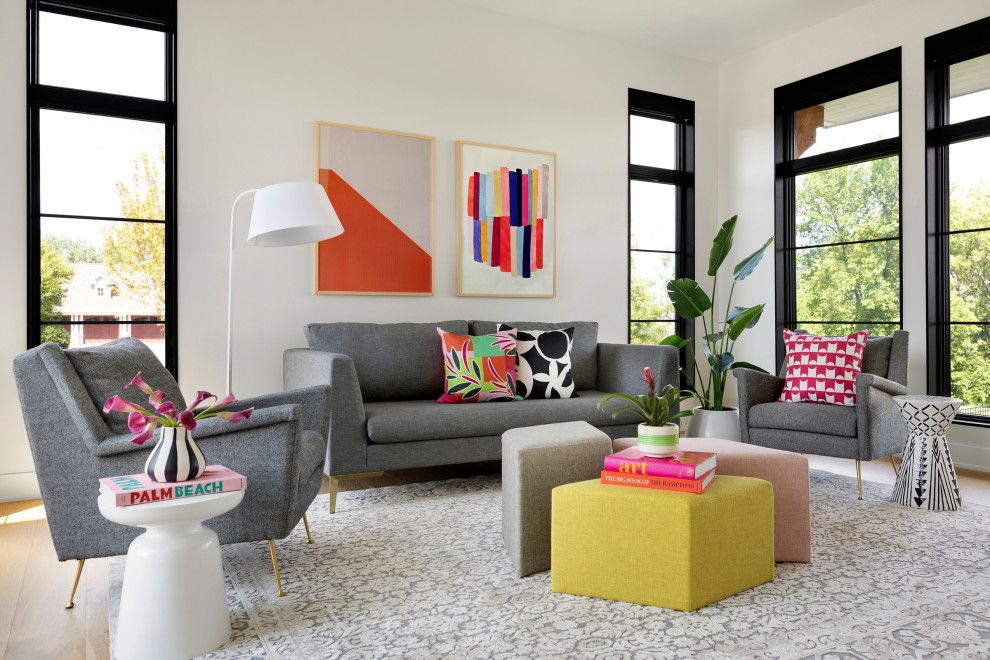 The Best Way to Decorate a Living Room?