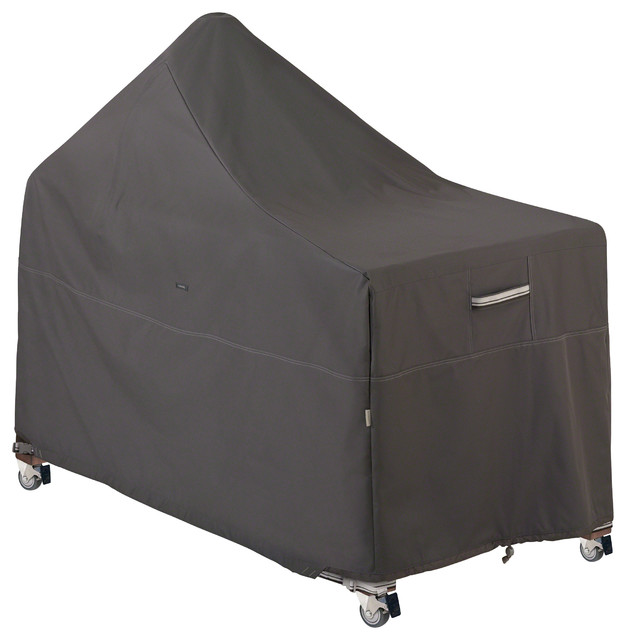 Ravenna Patio BBQ Grill with Offset Table Cover