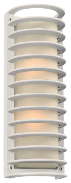 Plc Lighting 2-Light Outdoor Fixture Sunset Collection 2036wh.