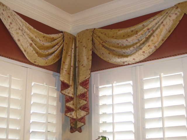 ... Designs, LLC. - Traditional - Dallas - by Custom Drapery Designs, LLC