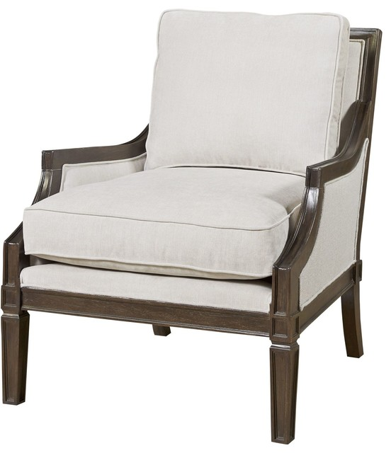 Universal Furniture Upholstery Accent Chair Traditional