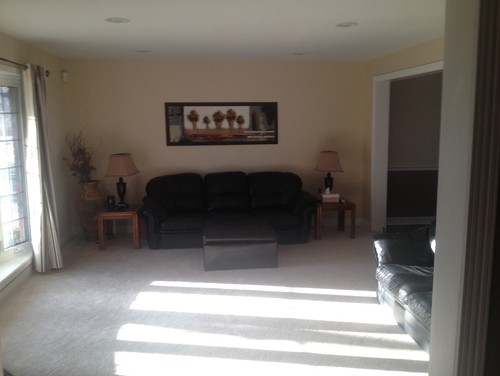 Living Room Layout And Furniture