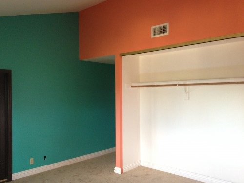 Need Help Choosing Bedroom Furniture! Coral And Turquoise Walls!