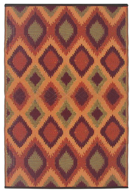 Magnus Indoor/Outdoor Rug, 120x180 Cm Tropical Outdoor Rugs