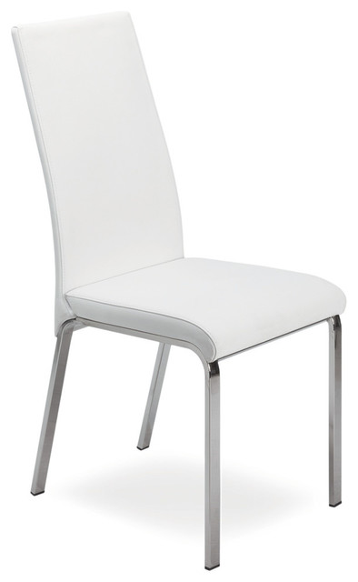 Loto Italian Leather Dining Chair By Talenti Casa