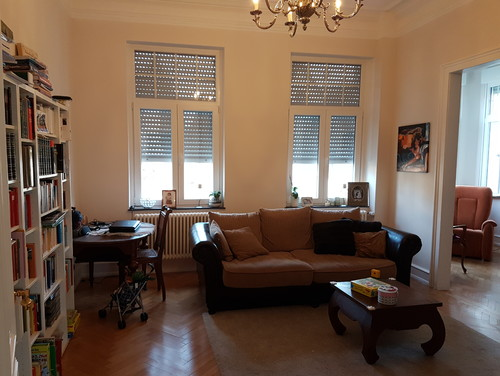 Altbau wohnzimmer neue einrichtung - Altbau wohnzimmer ...