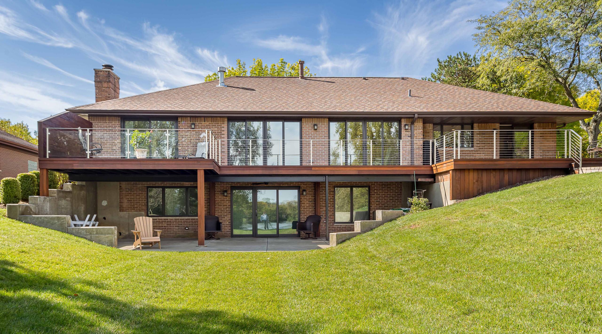Modern Lakefront Forever Home
