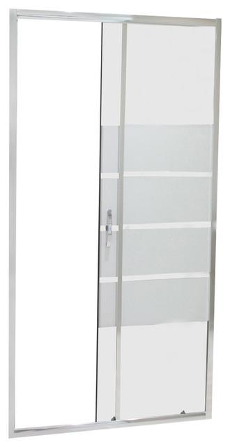 Lucy Sliding Shower Door, 100x190 Cm
