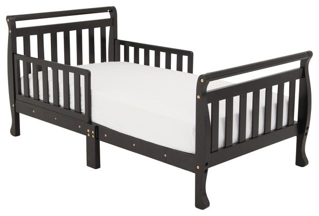 Baby Mile Bailey Sleigh Toddler Bed Transitional