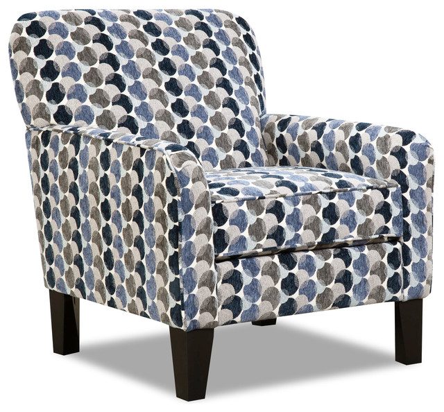 Lane Home Furnishings Bubbles Ink Accent Chair