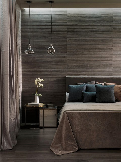 Starwood - Loweer Tanzania Graphite - Contemporary - Bedroom