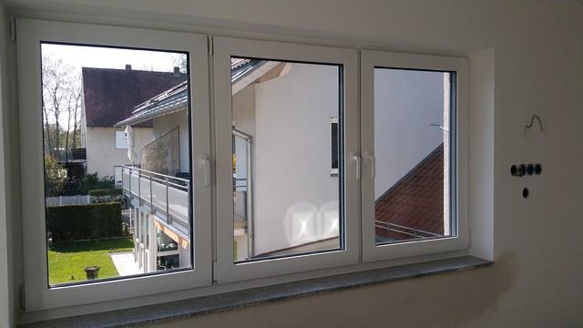 Moderne Lampen 82 : Neubau in münchen fenster türen sonnenschutz schüco si 82