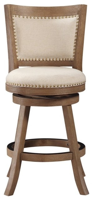 Dune Melrose Swivel Counter Stool