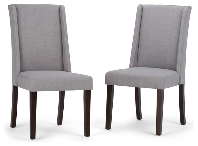 simpli home ltd sotherby 2 pack deluxe dining chair dining chairs