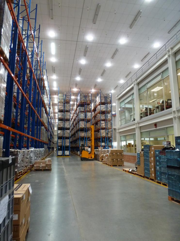 Site Industriel - Cosmétique et Parfums - Colombie