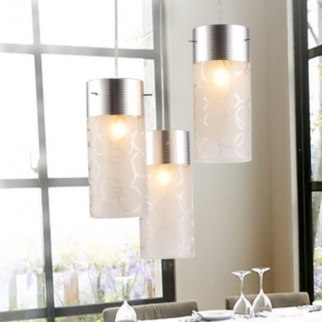 Love The Cylinder Pendant Light Fixtureis It Individual Lights - Individual pendant lights
