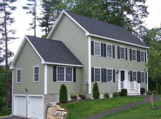 Vinyl siding boston by mbm construction for Cypress siding cost