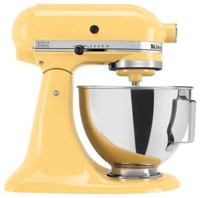 KitchenAid 4.5 Qt. Stand Mixer   Majestic Yellow