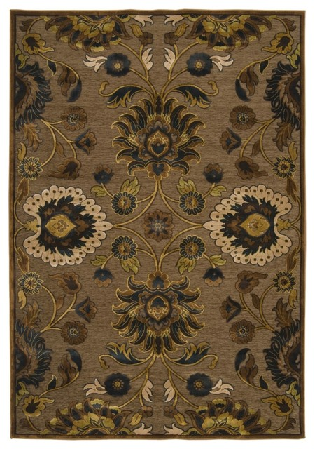 Contemporary Basilica Area Rug Area Rugs By Rugpal