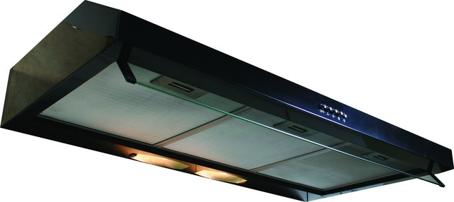 """Builder Series 36"""" Undercabinet Hood With 300 CFM - Contemporary - Range Hoods And Vents - by ..."""