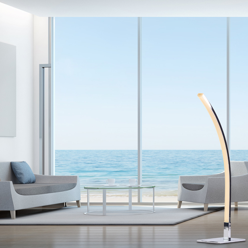 Finesse Decor Arc Floor Lamp