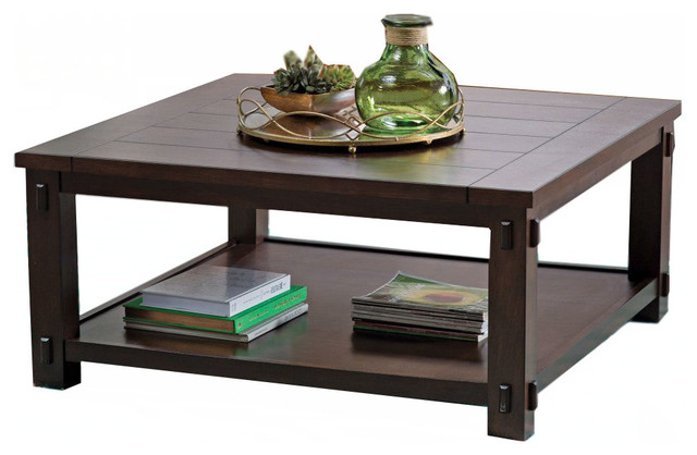 Lignum Espresso Coffee Table.