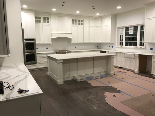 light gray painted kitchen please need help with picking a backsplash and light gray paint colo