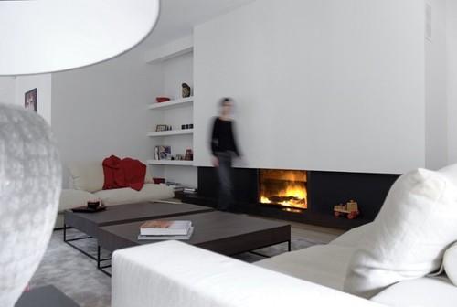 Moderniser la chemin e - Comment enlever une cheminee ...
