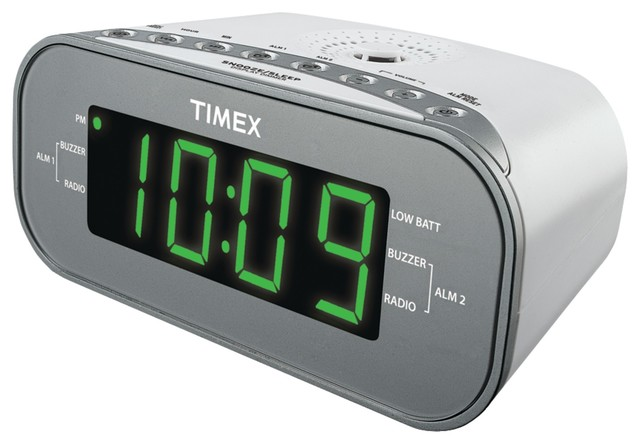 Timex Amfm Dualalarm Clock Radio With Digital Tuning Rhhouzz: Timex Clock Radios For Bedroom At Home Improvement Advice