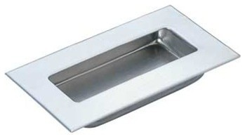 Sugatsune HH-AS2TI Recessed Pull, Titanium - Contemporary - Cabinet And Drawer Handle Pulls - by ...