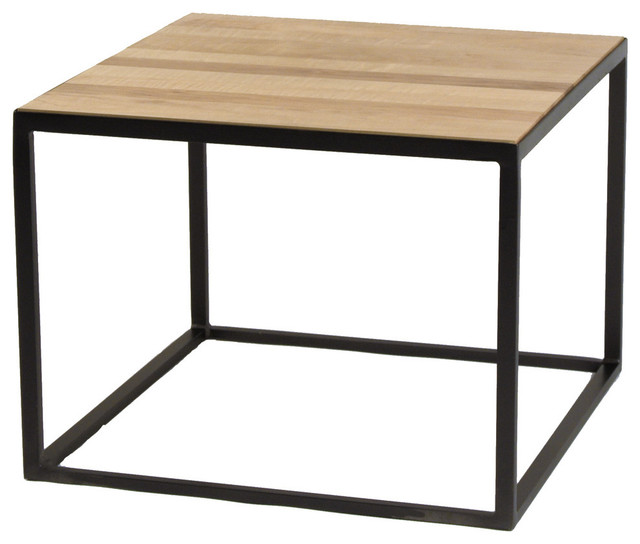 Cardway Square Coffee Table Flat Iron Cherry Coffee Tables By Sterk Furniture Company