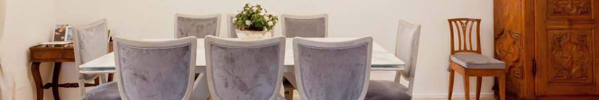 selezioni tessili per progetti di Interior design e di consulenze ...
