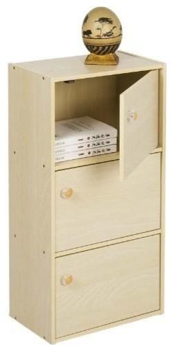 Furinno Pasir 3 Tier Bookcase.
