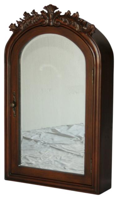 Antique Style Bathroom Medicine Cabinet Model 2221-Ch.
