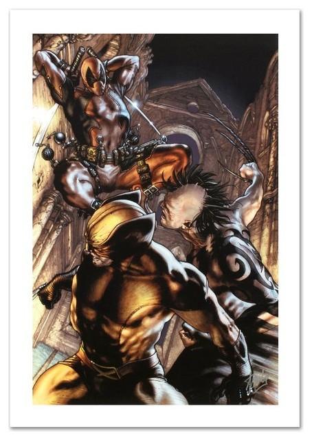 """Wolverine: Origins #25"" Art, Stan Lee, Marvel Comics"