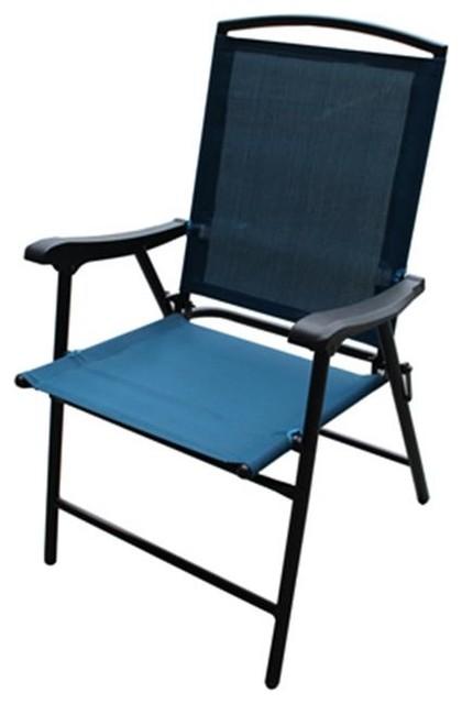 Westfield Outdoor S13-S998b 4 Seasons Courtyard, Folding Sling Chair.