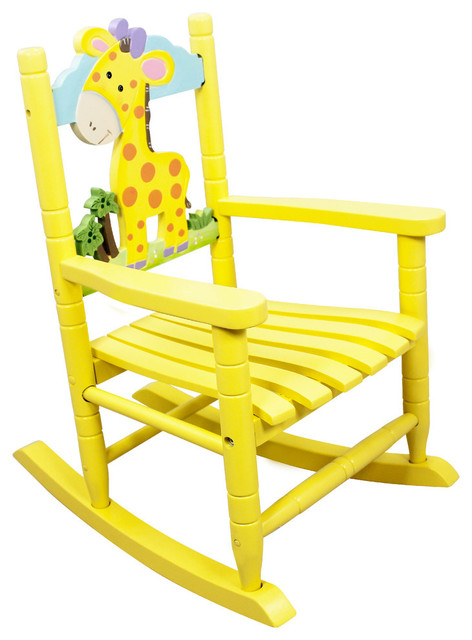 Astounding Toddlers Rocking Chair Gmtry Best Dining Table And Chair Ideas Images Gmtryco