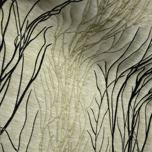 Sherwood Daybreak Tree Branch Contemporary Upholstery Fabric ...
