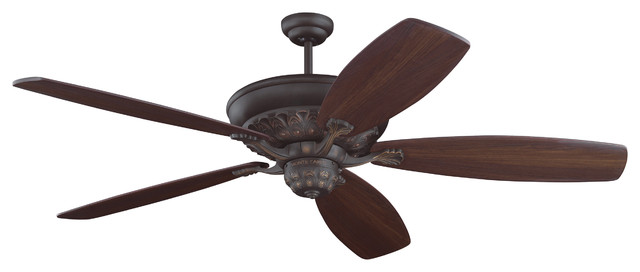 Monte Carlo Fan St. Ives Traditional Ceiling Fan X-Bris5.