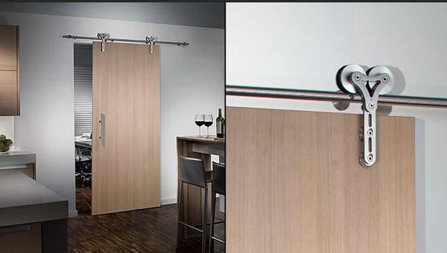 New Design Modern Barn Door Hardware