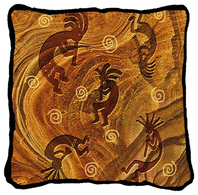 Southwest Ancient Ones Pillow.