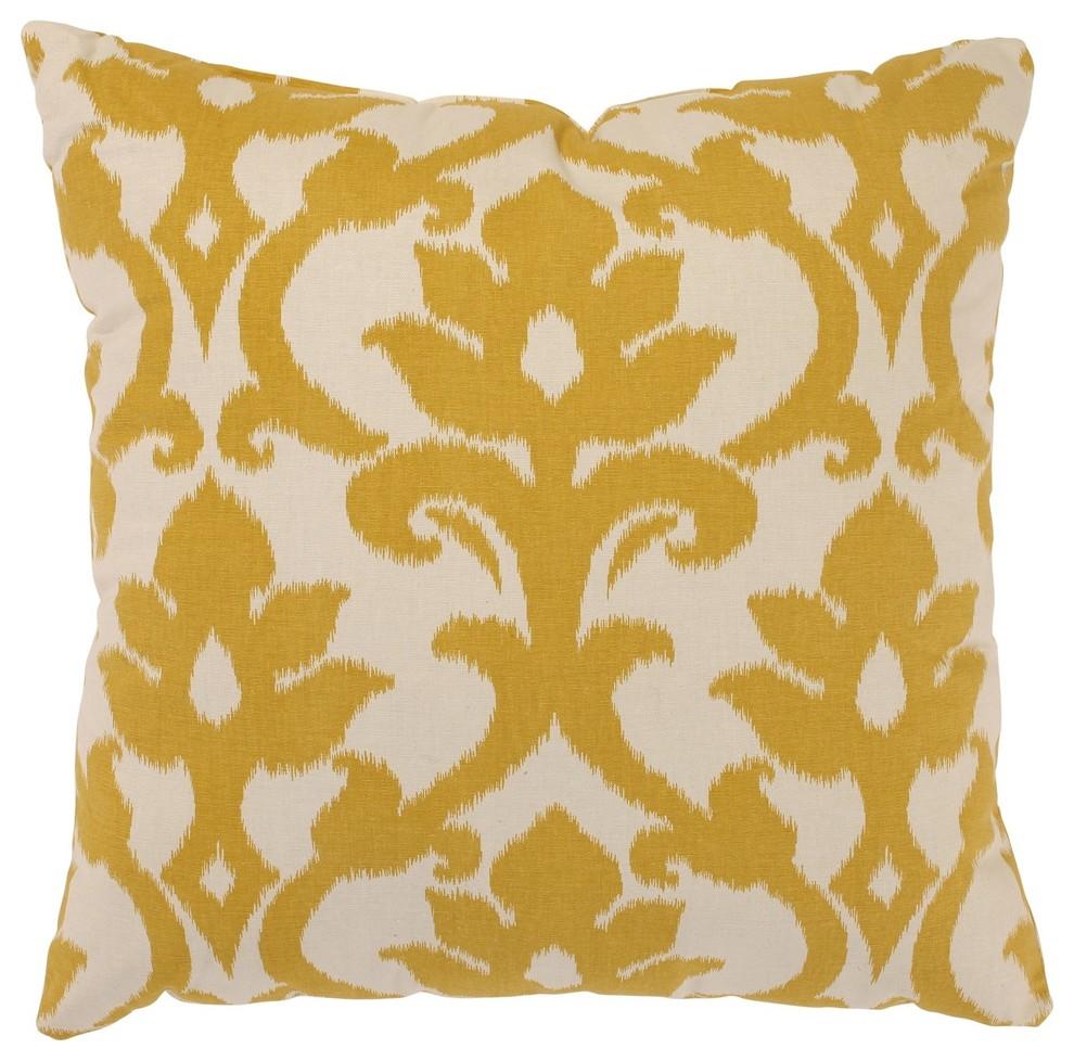 Pillow Perfect Marais Floor Pillow 24.5-Inch