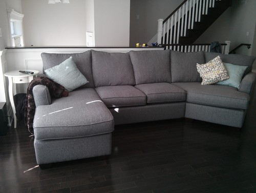 ( Http://www.structube.com/en/living Room/accent Tables/53111030 Eclipse)  The Length Of The Couch Is About 12 Feet Wide, Where Would You Place The  Rug.