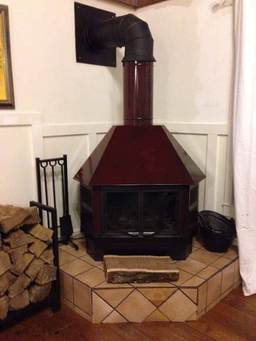 - Ugly Ass Wood Stove
