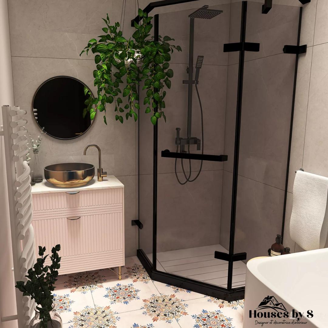 Modélisation Salle de bain